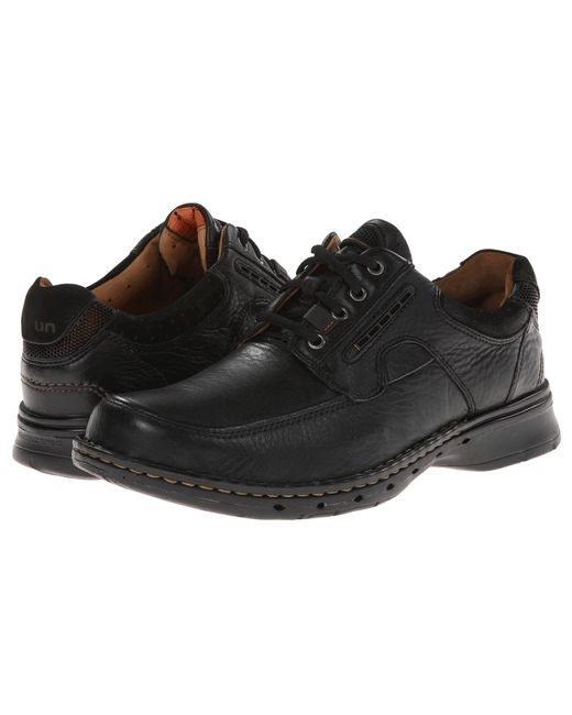 Clarks | Black Un.bend for Men | Lyst