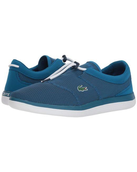 Lacoste - Arvieu 218 1 (dark Blue/navy) Men's Shoes for Men - Lyst