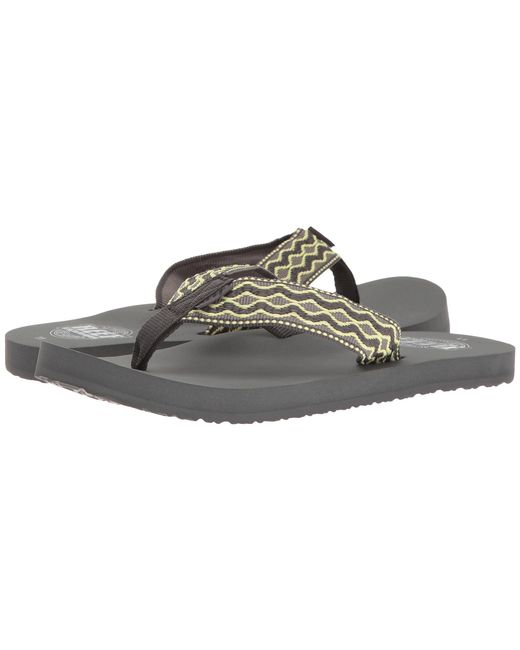 Reef | Gray Smoothy for Men | Lyst