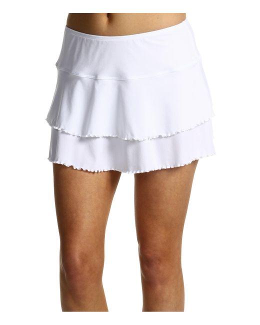 Body Glove | White Smoothies Lambada Skirt | Lyst