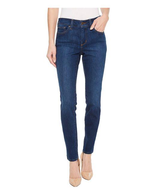 NYDJ - Blue Ami Skinny Leggings In Cooper - Lyst