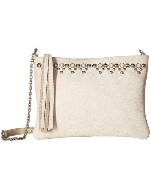 Leatherock - Natural Odette Bag (stone) Handbags - Lyst