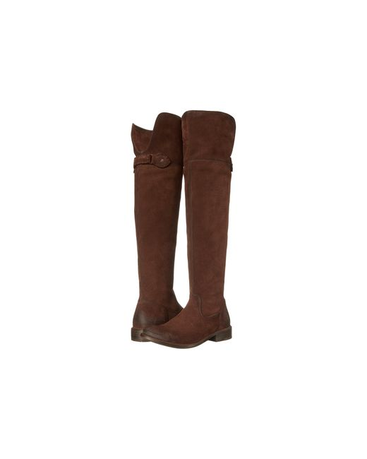 Frye | Brown Shirley Over-the-knee Riding | Lyst