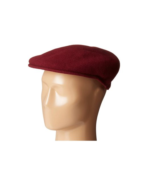 Kangol | Red Wool 504 | Lyst