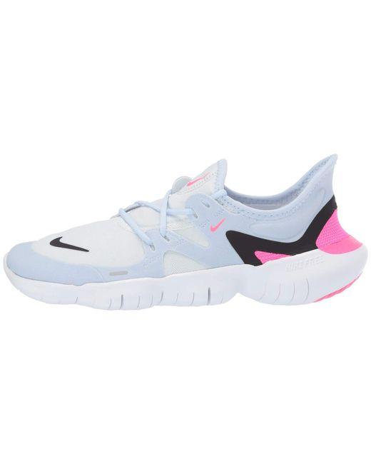 Lyst Nike Free Rn 5.0 (blackwhiteanthracitevolt
