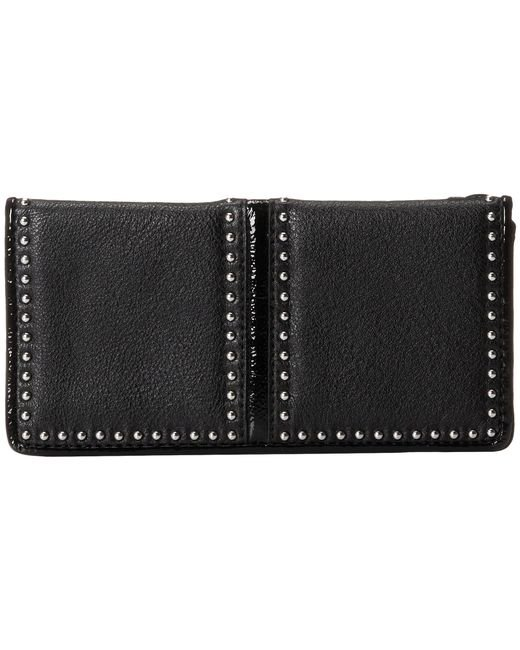 Brighton | Black Pretty Tough Large Wallet | Lyst