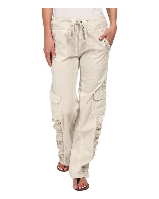 XCVI | Natural Monte Carlo Pant | Lyst