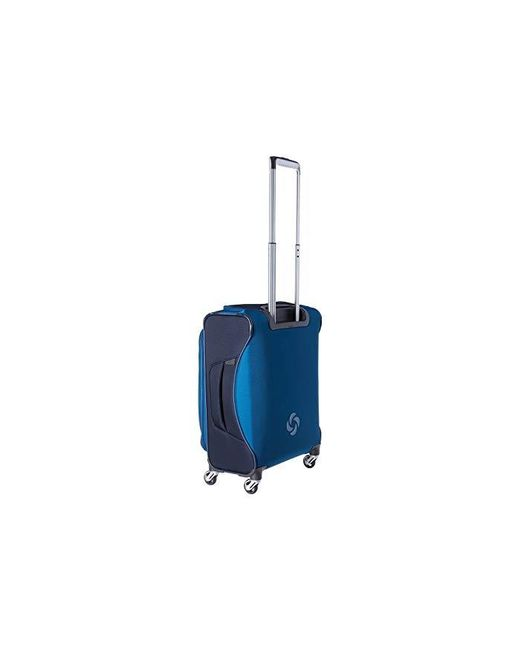 478ebef5f ... Samsonite - Blue Eco-glide 20 Expandable Spinner - Lyst ...