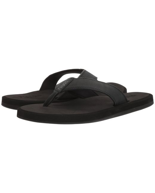 Flojos - Black Cole 2.0 (dark Brown) Men's Toe Open Shoes for Men - Lyst