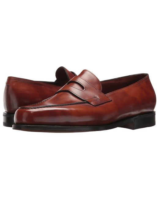 John Lobb - Multicolor Lopez Loafer (black) Men's Slip On Shoes for Men - Lyst
