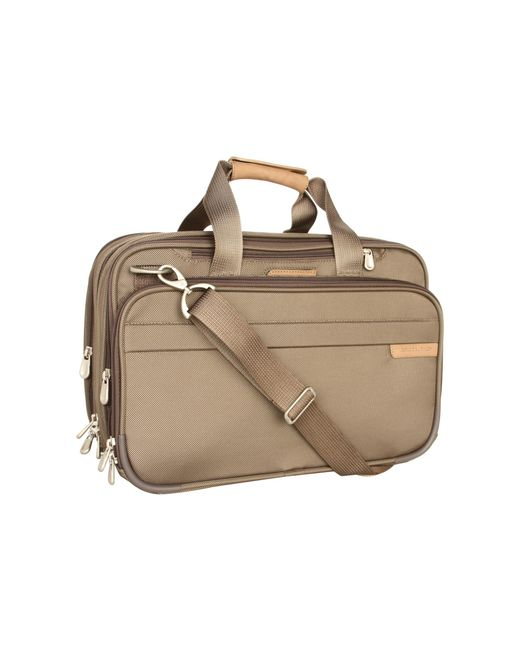 Briggs & Riley | Green Baseline - Expandable Cabin Bag | Lyst