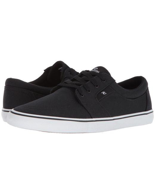 Rip Curl - Transit Vulc (black) Men's Shoes for Men - Lyst