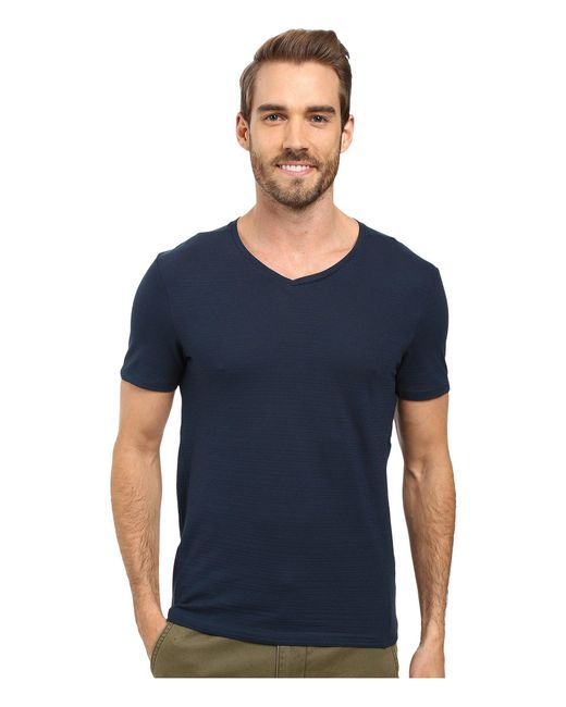 Calvin Klein | Multicolor Slim-fit V-neck T-shirt for Men | Lyst
