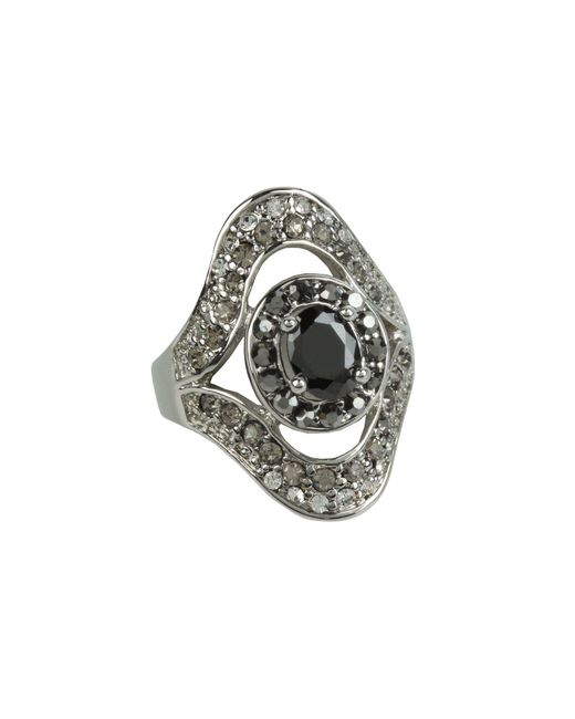 Guess - Metallic 56142-21c (stones/silver) Ring - Lyst