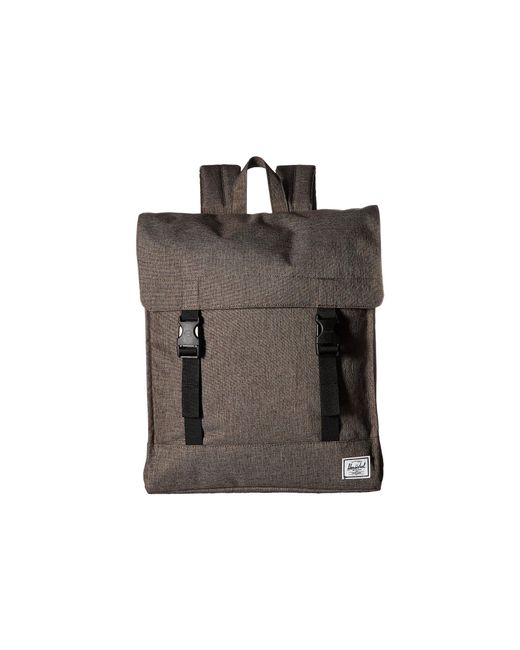 Herschel Supply Co. - Multicolor Survey (canteen Crosshatch) Backpack Bags for Men - Lyst