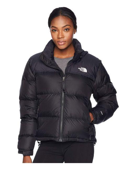 The North Face - Black 1996 Retro Nuptse Jacket (tnf White) Women's Coat - Lyst