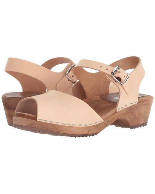 56dd4891d18 MIA - Natural Anja (black) Women s Shoes - Lyst ...