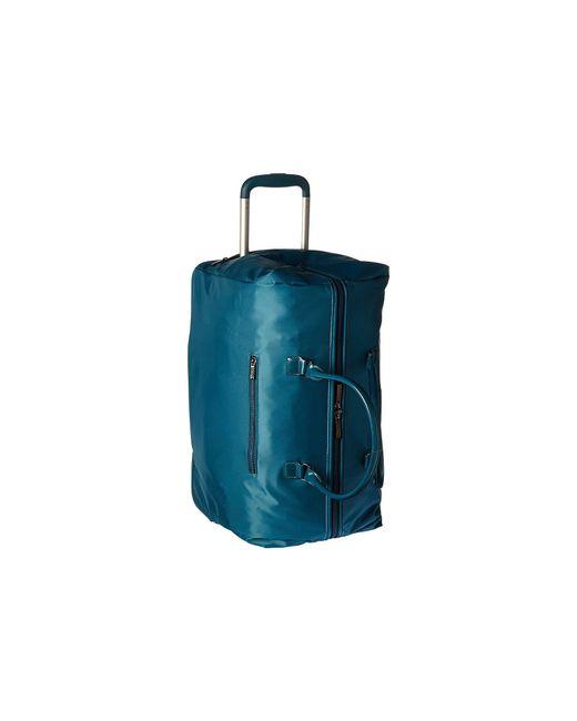 Lipault - Blue Lady Plume Wheeled Weekend Bag (purple) Weekender/overnight Luggage for Men - Lyst
