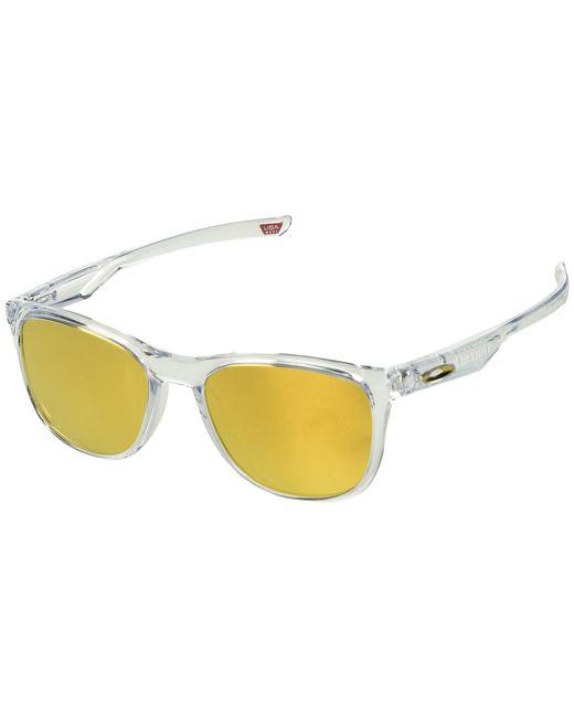 04c25a45880c Oakley - Multicolor Trillbe X (polished Clear 24k Iridium) Sport Sunglasses  for Men ...