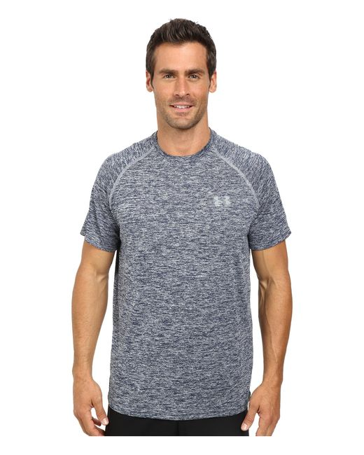 Under Armour | Blue Tech™ S/s Tee for Men | Lyst