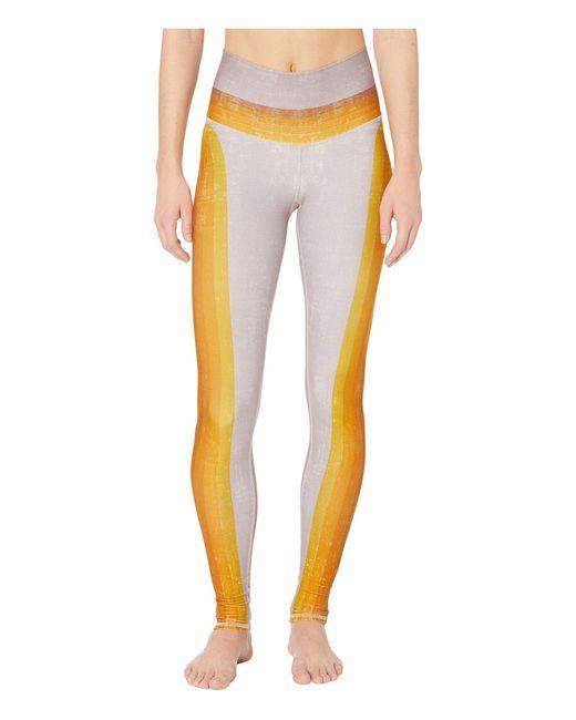 NIYAMA SOL Multicolor Goldie Leggings