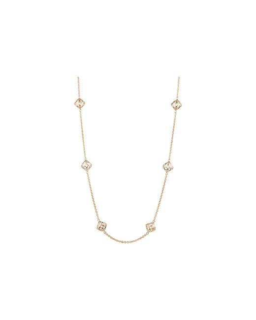 Kendra Scott | Metallic Nemera Necklace Double Wrap | Lyst