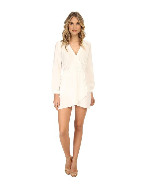 Brigitte Bailey | White Demri Dress | Lyst