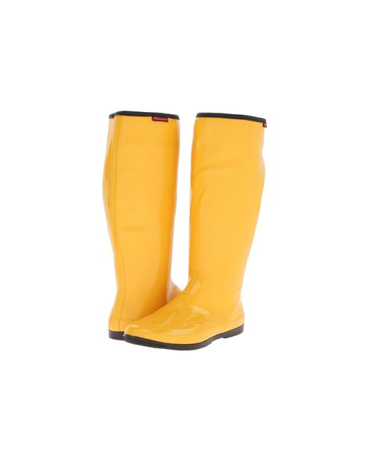 Baffin   Yellow Packables Boot   Lyst