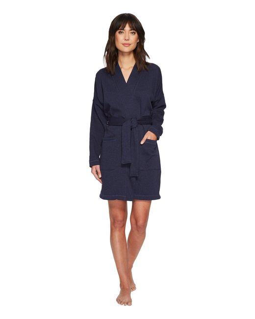 Ugg - Blue Braelyn Kimono Robe (cream) Women's Robe - Lyst