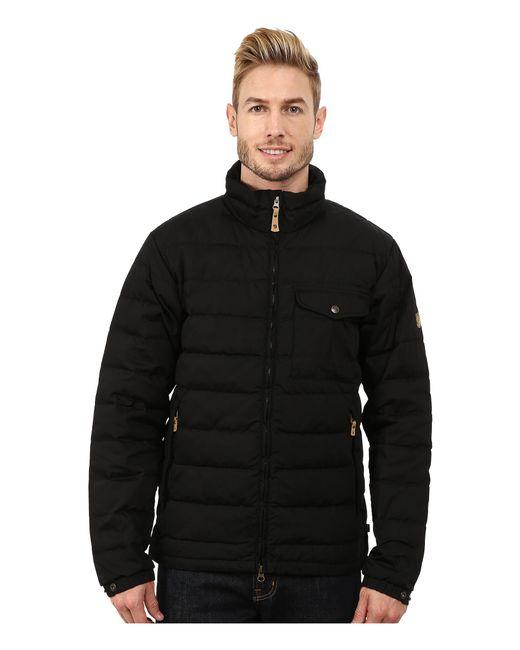 Fjallraven | Black Övik Lite Jacket for Men | Lyst