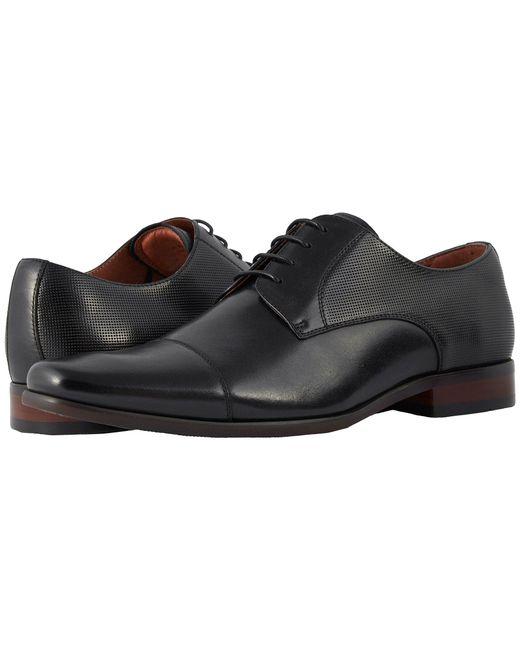 Postino Cap Toe Oxford in Black for Men