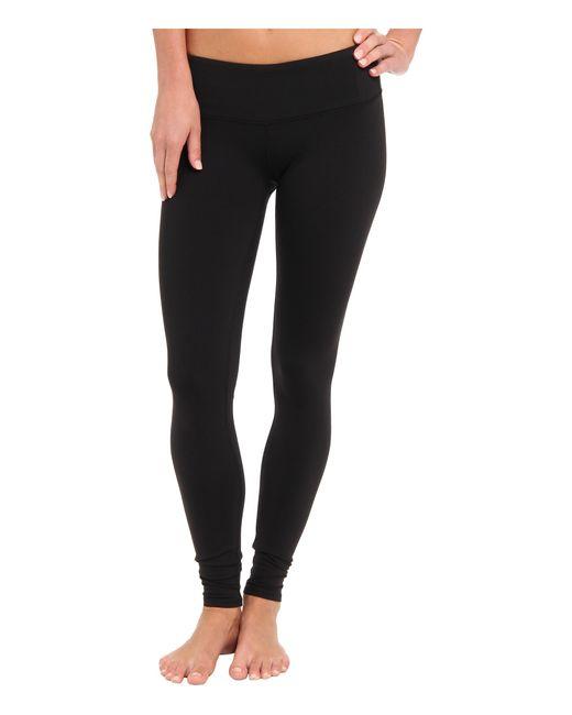 Alo Yoga | Black Airbrushed Legging | Lyst