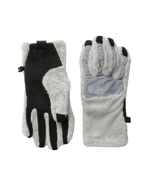 The North Face | Gray Women's Denali Thermal Etip™ Glove | Lyst