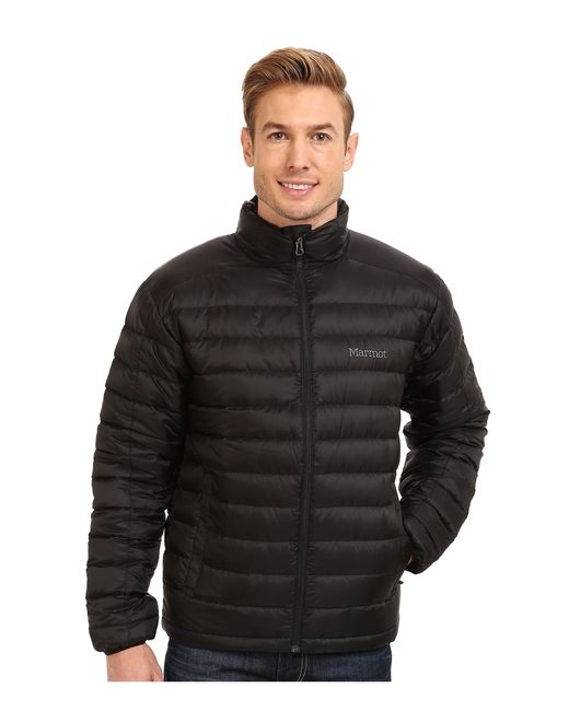 Marmot | Black Zeus Jacket for Men | Lyst