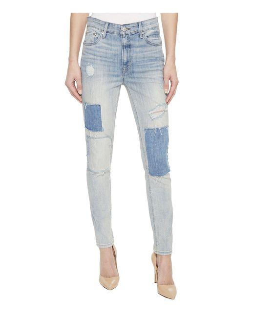 Lucky Brand - Blue Bridgette Skinny Jeans In Homemade - Lyst