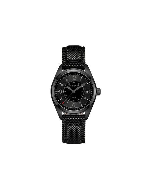 Hamilton - Black Khaki Field - H68401735 for Men - Lyst