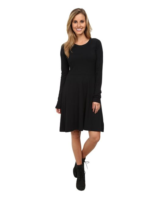 Fig Clothing   Black Louisville Dress   Lyst