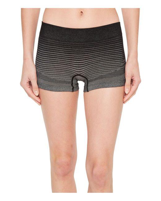 Smartwool - Black Phd(r) Seamless Boyshorts (dark Blue Steel) Women's Underwear - Lyst