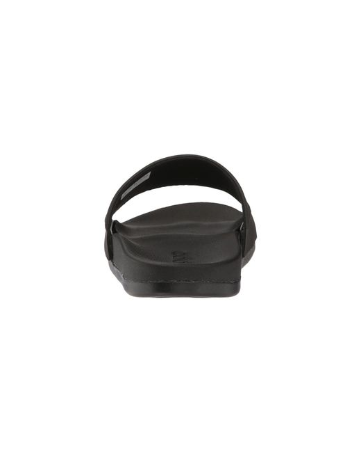 adidas adilette cloudfoam mono zwart