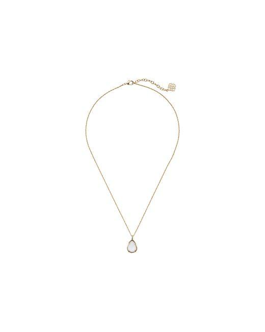 Kendra Scott   Metallic Kiri Necklace   Lyst