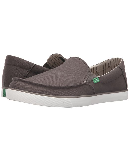 Sanuk | Gray Sideline for Men | Lyst