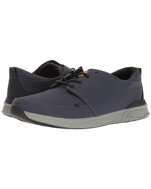 Reef | Gray Rover Low for Men | Lyst
