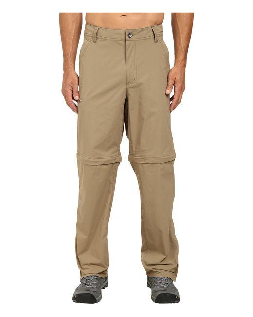 Marmot | Natural Transcend Convertible Pant for Men | Lyst
