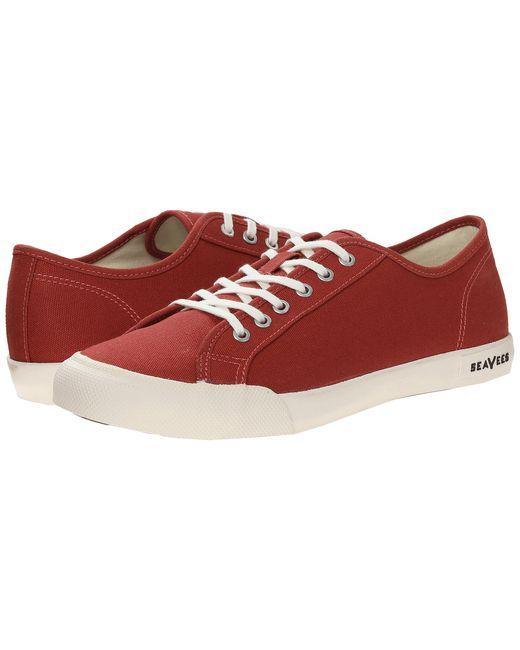 Seavees | Red 06/67 Monterrey Sneaker Standard | Lyst