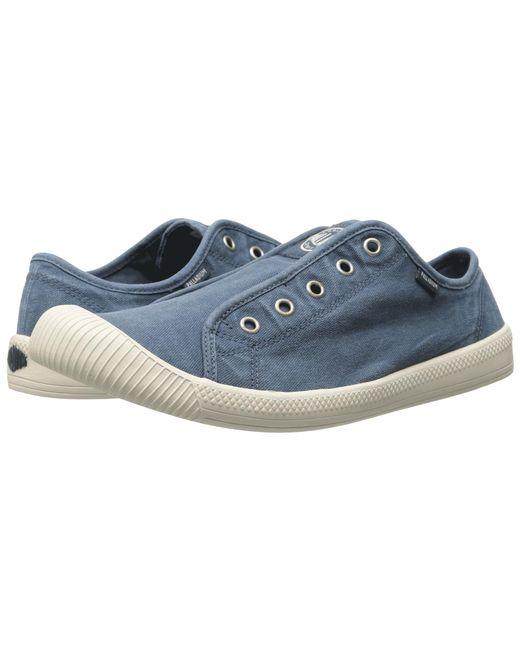Palladium | Blue Flex Slip On | Lyst