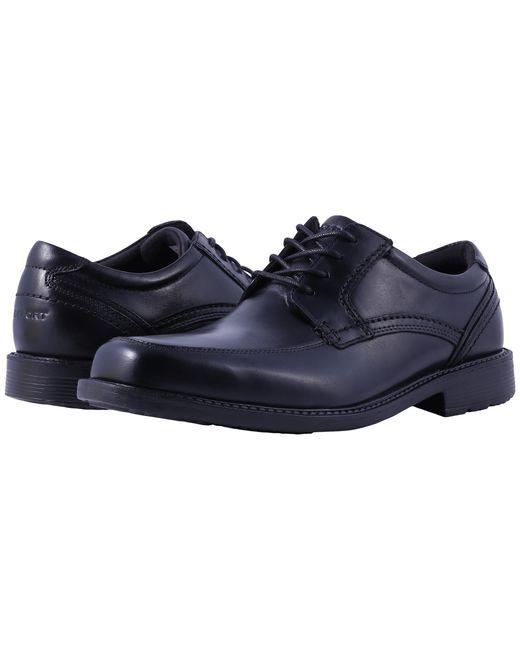 Rockport | Black Style Leader 2 Apron Toe for Men | Lyst