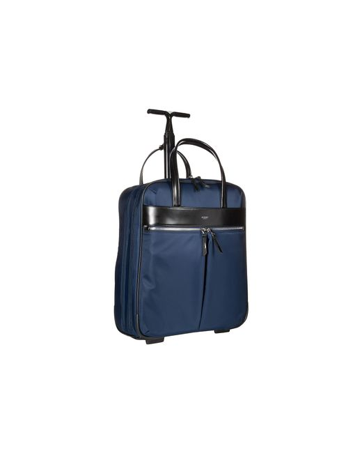 Knomo | Blue Burlington N/s Laptop Trolley | Lyst