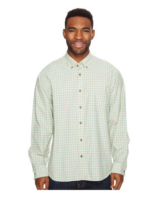 Mountain Khakis | Green Spalding Gingham Shirt for Men | Lyst