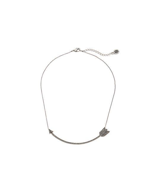 House of Harlow 1960   Metallic Arrow Affair Collar Necklace   Lyst