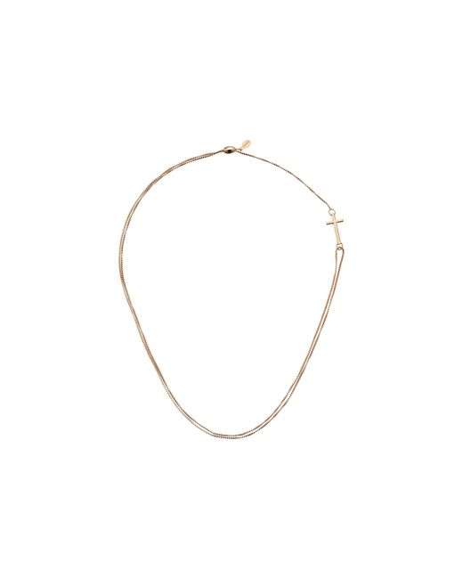 ALEX AND ANI | Metallic Precious Ii Collection Cross Adjustable Necklace | Lyst